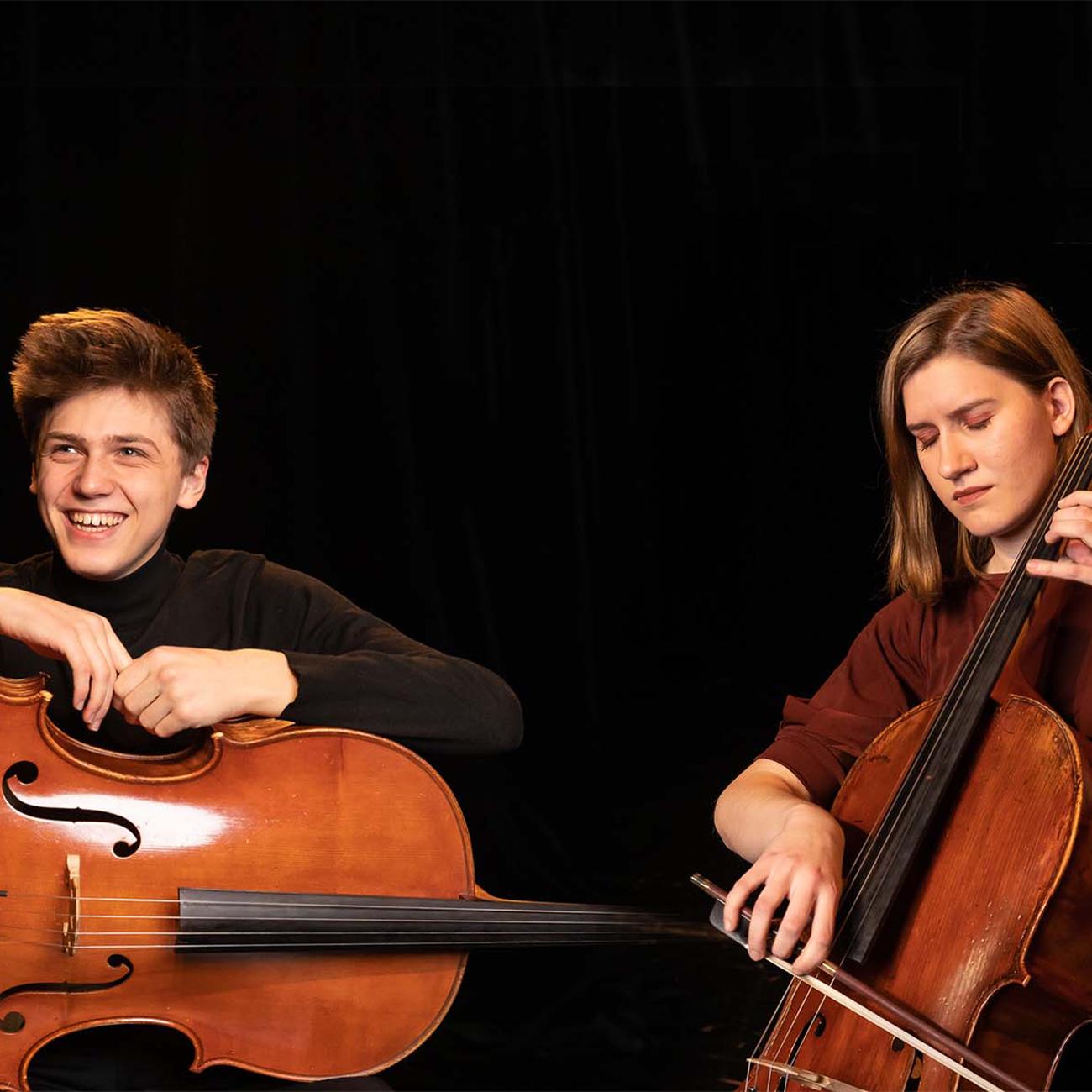 Ausgezeichnet_plus Cello